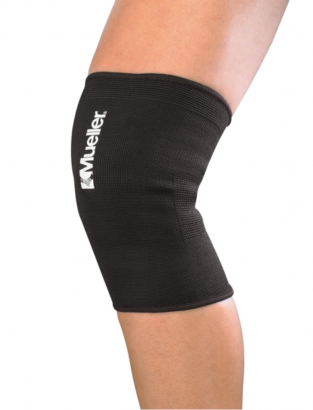 Knee Support,Elastic,Black