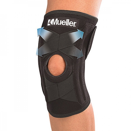 Mueller Salf-Adjusting knee stabilizer