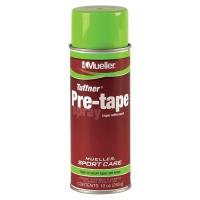 Tuffner pre-tape spray
