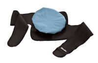 Sports Cold Therapy Compression Adjustable Ice Bag Wrap
