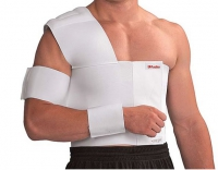 Shoulder Brace,Richt,White