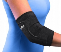 Elbow Support, With Adjustable Straps